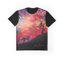 The Thinking Tree Graphic T-Shirt