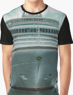 Ocean Cruiser Azura Graphic T-Shirt
