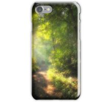 Stay to the left........... iPhone Case/Skin