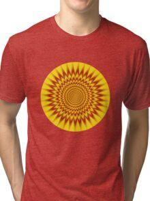 HYPNOTIC VIBES Tri-blend T-Shirt