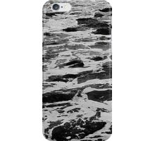 Troubled waters. iPhone Case/Skin