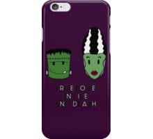 Halloween - True love iPhone Case/Skin
