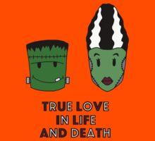 Halloween - True love Kids Tee