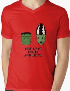 Halloween - True love Mens V-Neck T-Shirt