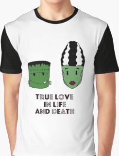 Halloween - True love Graphic T-Shirt
