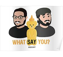 WSY: Q, Sal and Nugget Poster