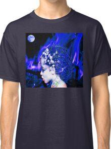 Blue Goddess Classic T-Shirt
