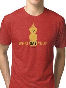 WSY: Nugget Tri-blend T-Shirt