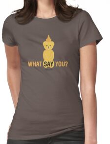 WSY: Nugget Womens Fitted T-Shirt