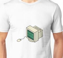 Game Over CRT Unisex T-Shirt