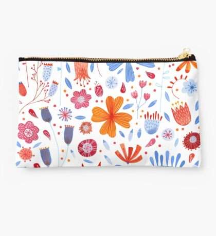 English Meadow Studio Pouch