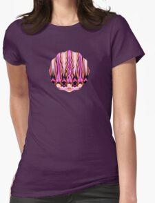 Passionately Yours - Brush Strokes Collection Womens Fitted T-Shirt