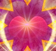 Inner Heart of Love Sticker