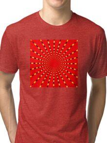 SUPER BEAMS Tri-blend T-Shirt