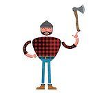 Lumberjack by George Williams