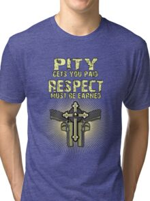 Biker Statement 5 Tri-blend T-Shirt