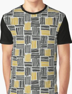 Ink Lines Graphic T-Shirt