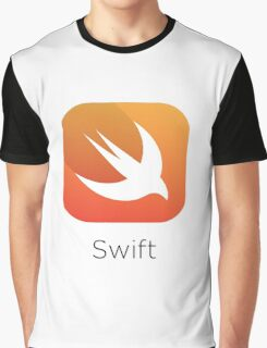 Swift Apple Graphic T-Shirt