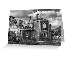 The Lodge, Rupertswood Estate, Sunbury, Victoria Greeting Card