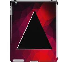 BLACK TRIANGLE iPad Case/Skin