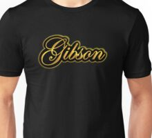 Old Golden Gibson Unisex T-Shirt