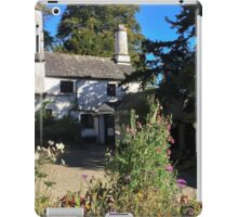 Historic Townend Farm, Cumbria, UK iPad Case/Skin