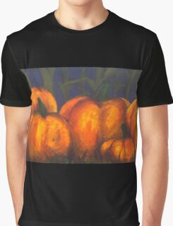 Pumpkins Graphic T-Shirt