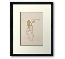 Jane 7 Framed Print
