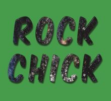Rock Chick Grungy Baby Tee
