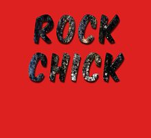Rock Chick Grungy Women's Fitted Scoop T-Shirt
