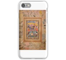 Yusuf Freed from the Well, Folio from the Bellini Album,  iPhone Case/Skin