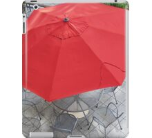 Red Brelly iPad Case/Skin