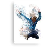 360° Canvas Print
