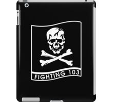 "Strike Fighter Squadron 103 ""the Jolly Rogers"" - US Navy iPad Case/Skin"