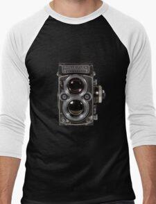 Rolleiflex Men's Baseball ¾ T-Shirt