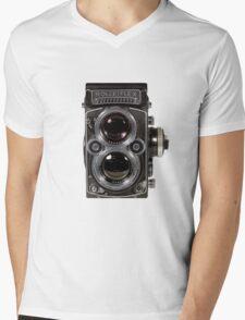 Rolleiflex Mens V-Neck T-Shirt