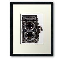 Rolleiflex Framed Print