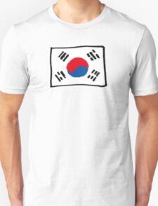 Korean Unisex T-Shirt
