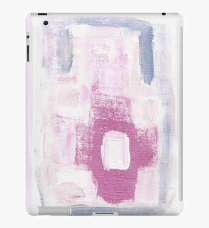 Paintbrush Practicing makes Pretty Pattern iPad Case/Skin