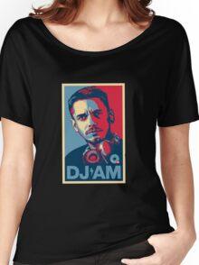 DJ AM Women's Relaxed Fit T-Shirt