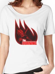 The Burning Women's Relaxed Fit T-Shirt