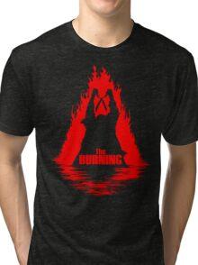 The Burning Tri-blend T-Shirt