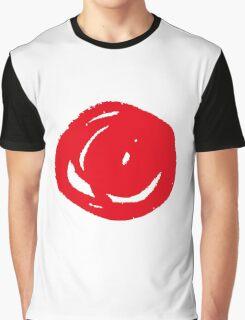 Japanese flag Graphic T-Shirt