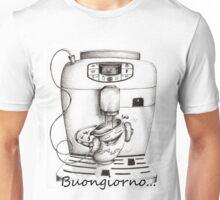 Time for coffee... Unisex T-Shirt