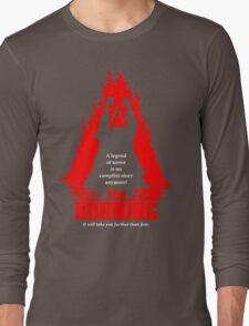 The Burning Long Sleeve T-Shirt