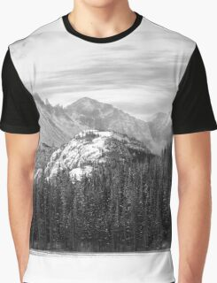 These Mountains Graphic T-Shirt