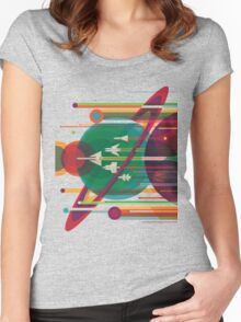 Grand Tour Women's Fitted Scoop T-Shirt