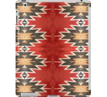 Tribal, Native American, Navajo Pattern Geometric iPad Case/Skin