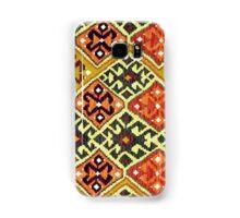 Tribal, Geometric, Diamond Shape, Bold and Bright Samsung Galaxy Case/Skin