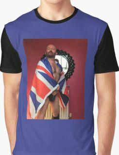 Troy - Troy Britannia Graphic T-Shirt